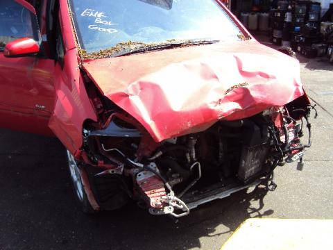 Breaking Vauxhall Zafira for spares #1