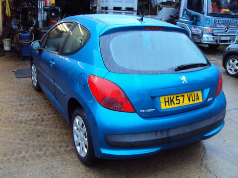 Breaking Peugeot 207 for spares #2