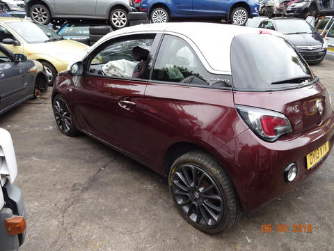 Breaking Vauxhall Adam for spares #2