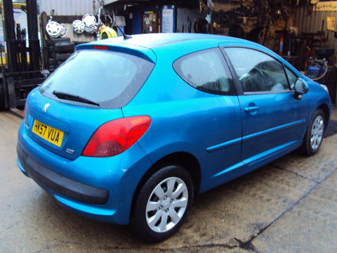 Breaking Peugeot 207 for spares #3