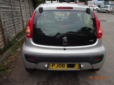 Breaking Peugeot 107 for spares #4